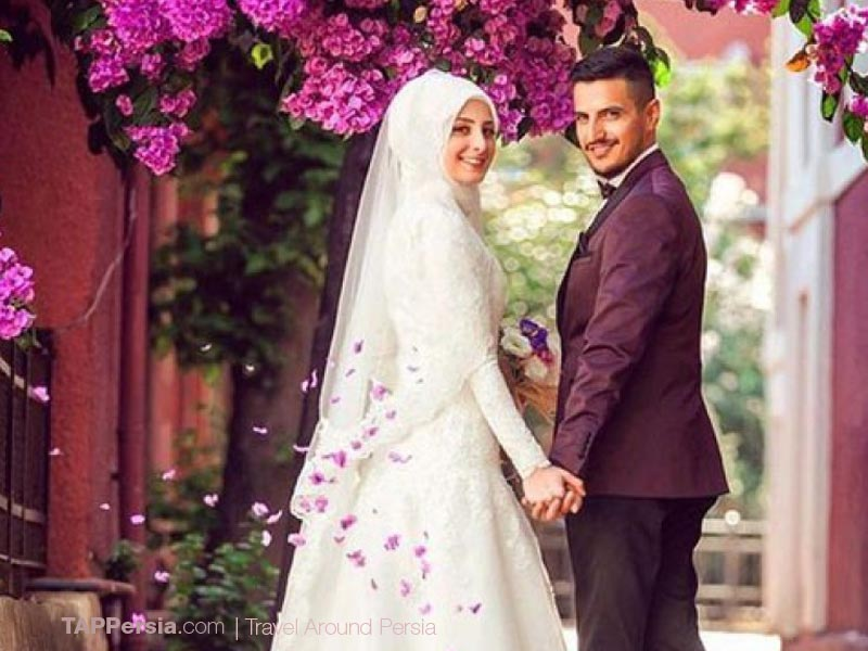 The Bride Groom - Iranian Marraige