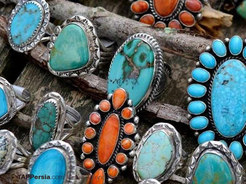 Turquoise - Mashhad souvenirs