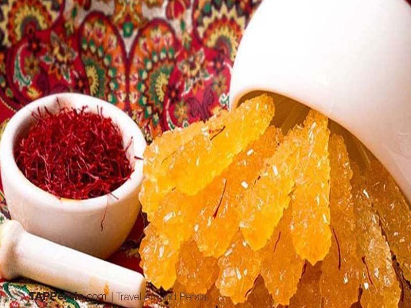 Saffron - Mashhad Souvenirs