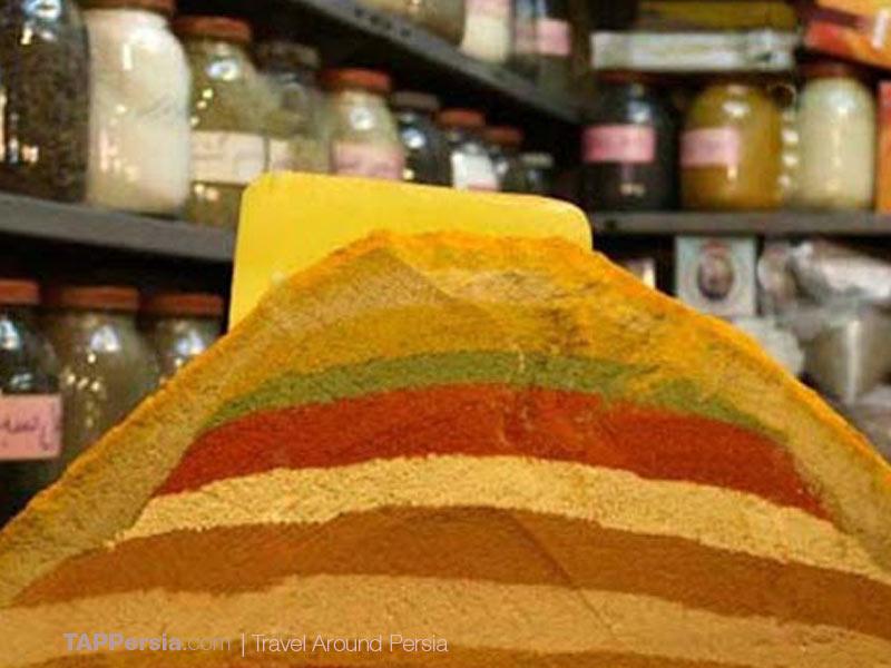 Food Spices - Mashhad Souvenirs