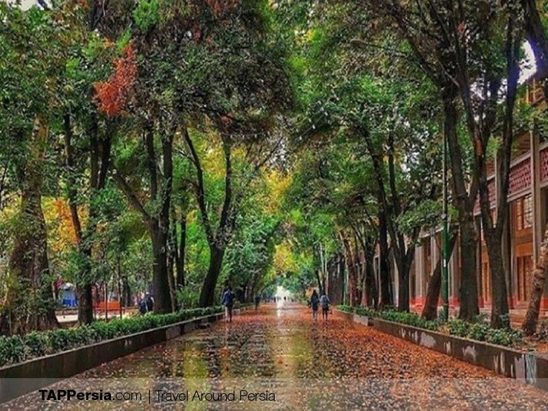 Chahar Bagh Boulevard - Places to walk in Isfahan