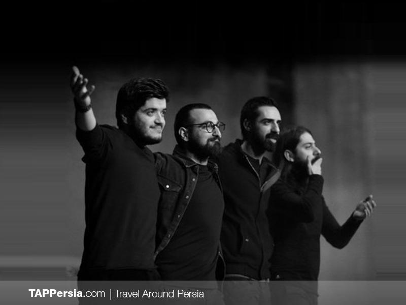 Chaartaar - Iranian Band
