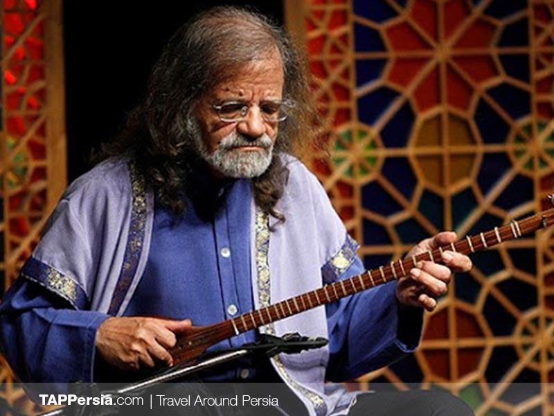 Jalal Zolfonon - Iranian Musician