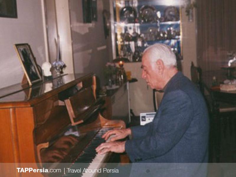 Javad Maroufi - Iranian Musician