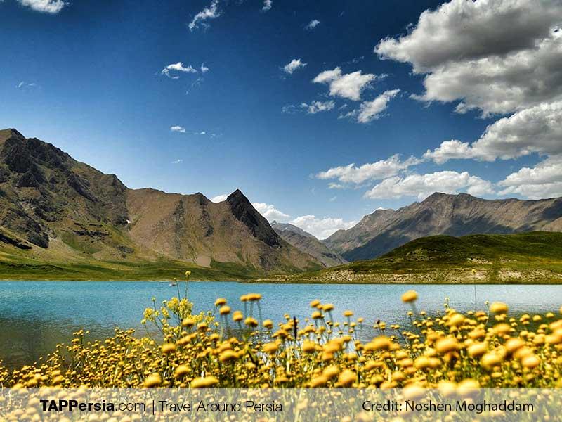 Lar National Park - Iran