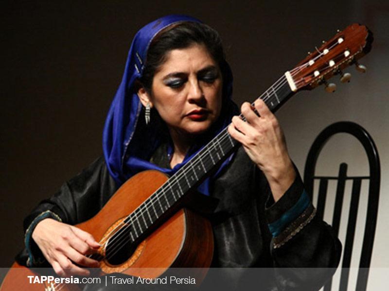 Lily Afshar - Iranian Musician