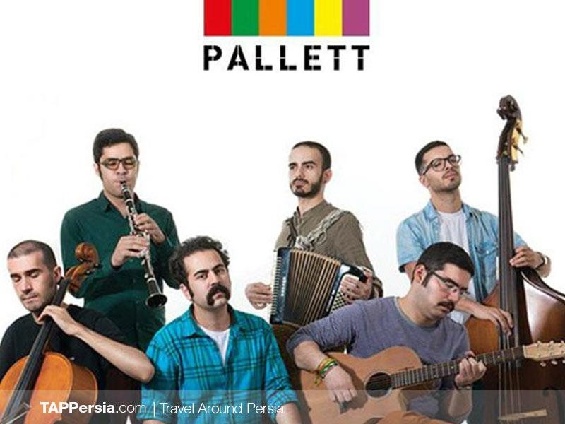 Pallet Band - Iranian Band