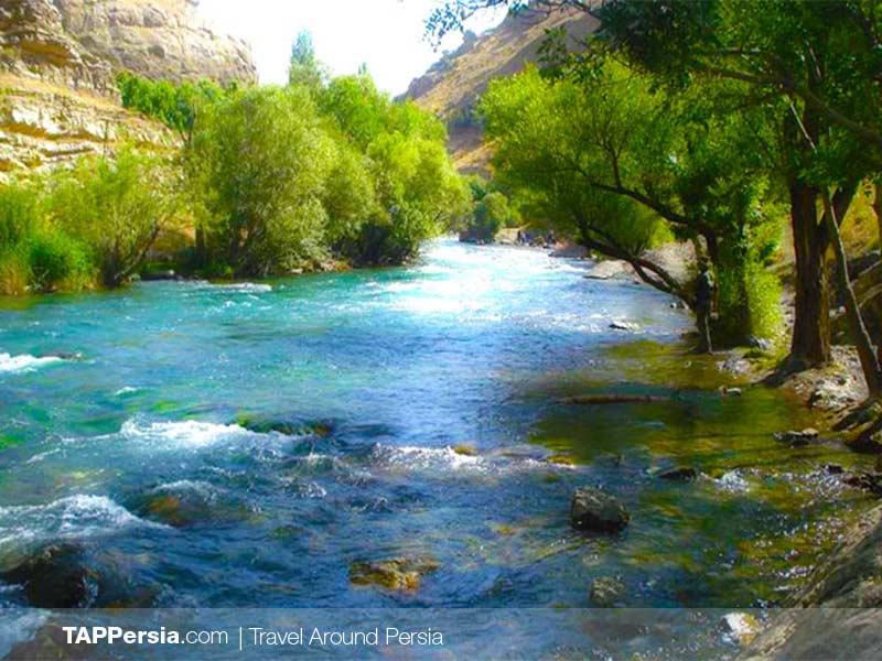 Sorkheh Hesar National Park - Iran