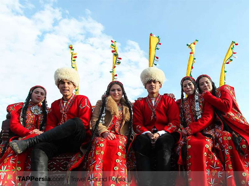 Ethnicities in Iran - Turkmen