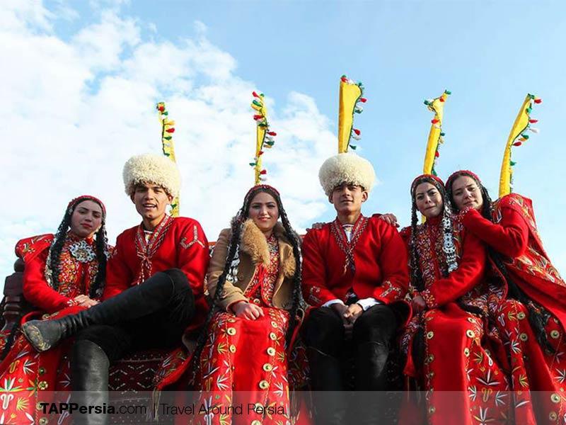Ethnicities in Iran - Turkmen