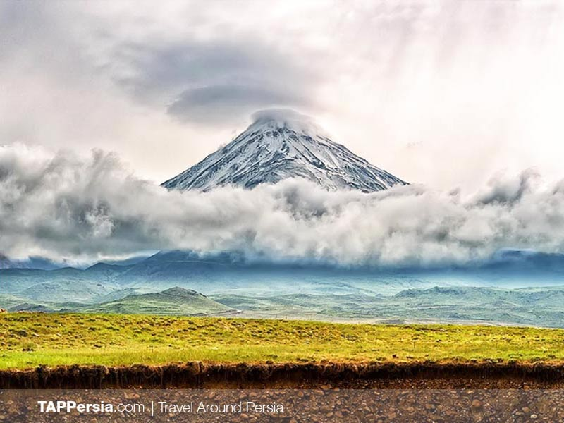6 Damavand Mountain - Iran 10 top natural attractions