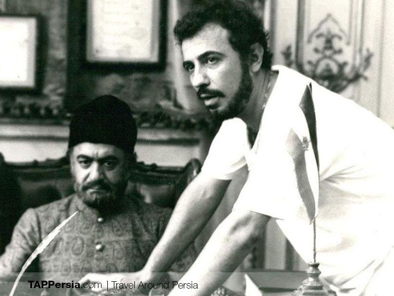 Ali Hatami - Best Irannian Directors