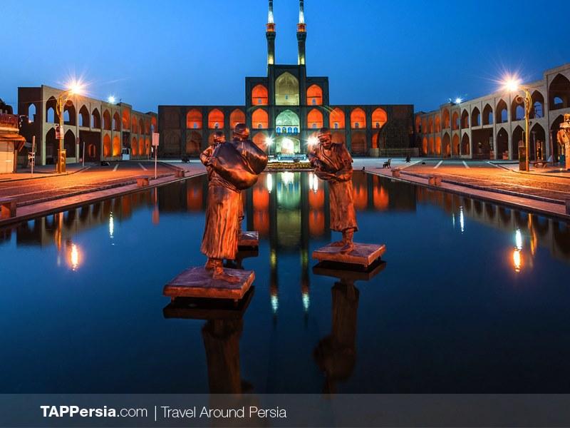 Amir Chakhmaq complex - Yazd attractions 1