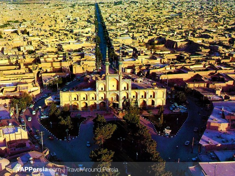 Amir Chakhmaq square - Yazd attractions 2