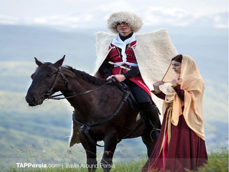 Ethnicities in Iran - Azeri Clothing