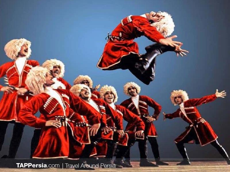 Ethnicities in Iran - Azeri Dance