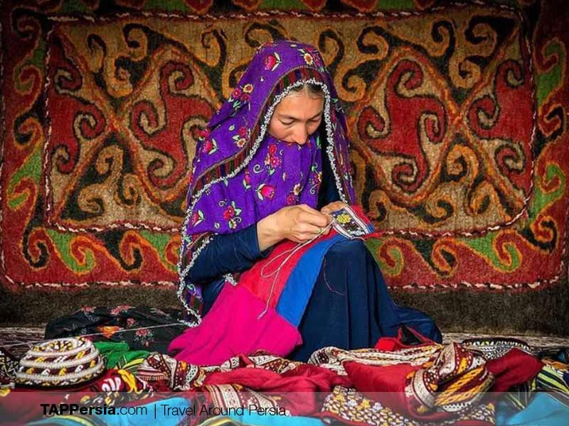Ethnicities in Iran - Clothing