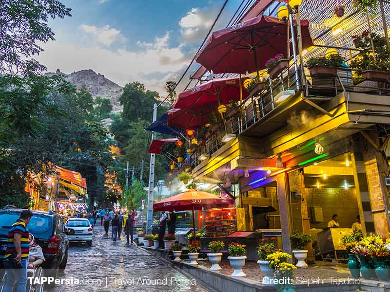 Darband - Top Attractions in Tehran