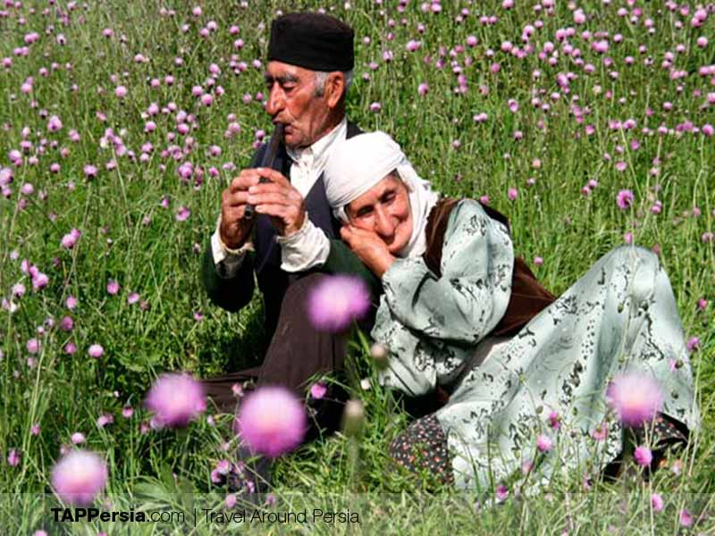 Gil and Mazani ethnicity - Iran - Gilan