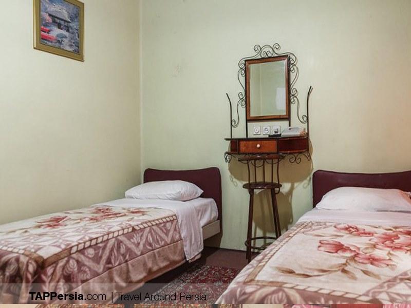Iran hotel Isfahan - TAPPersia