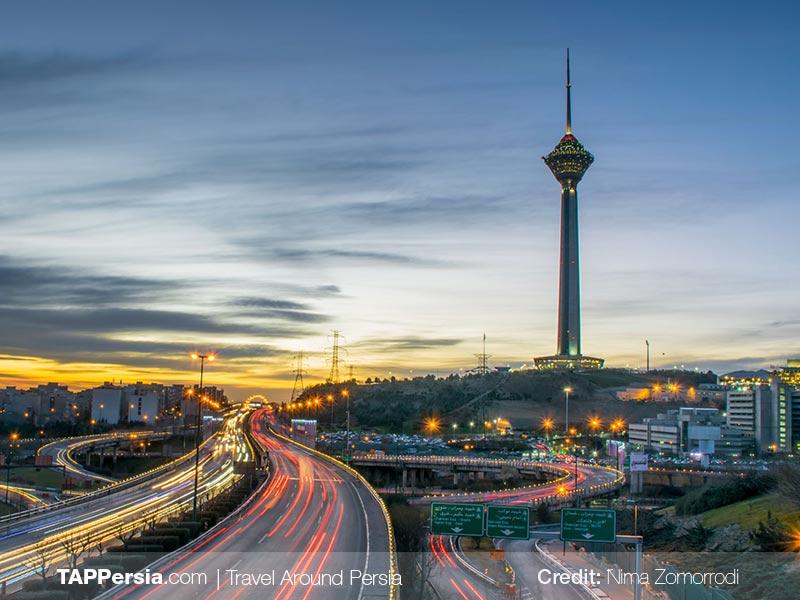 Milad Tower - Tehran Top Attractions