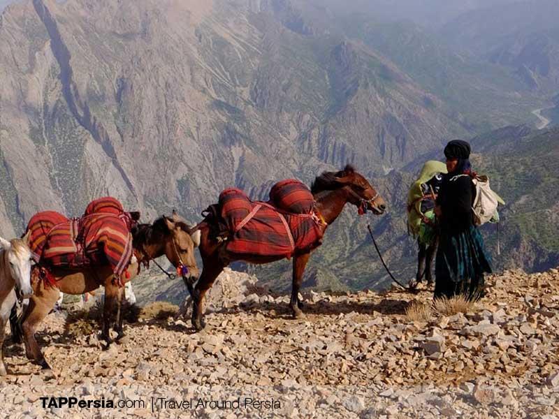 Ethnicities in Iran - Nomad Kurds