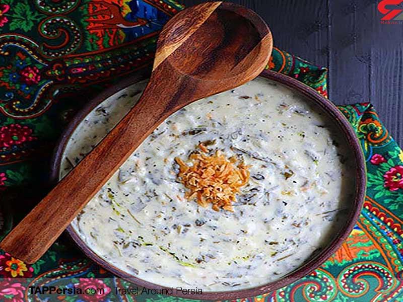 Iranian Kurds - Iran - Ashe Dough- Kurdish food