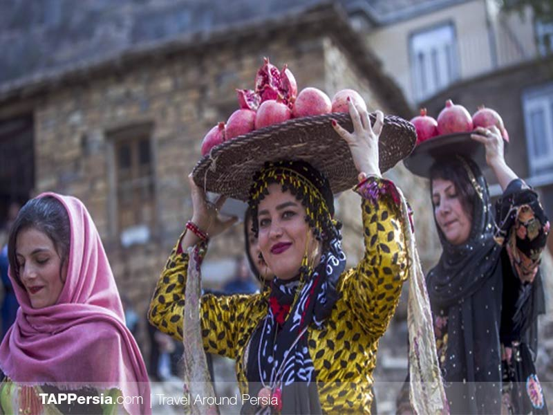 Iranian Kurds - Iran - Hospitality