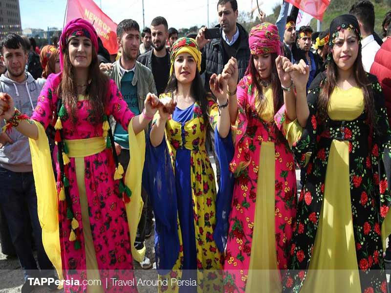 Iranian Kurds - Iran - Happiness