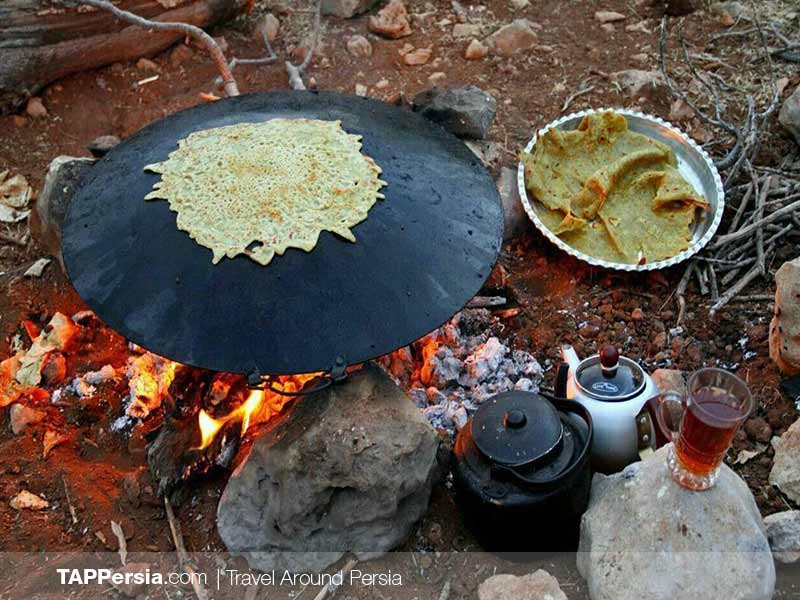 Iranian Kurds - Iran - Shelikine - Kurdish breah