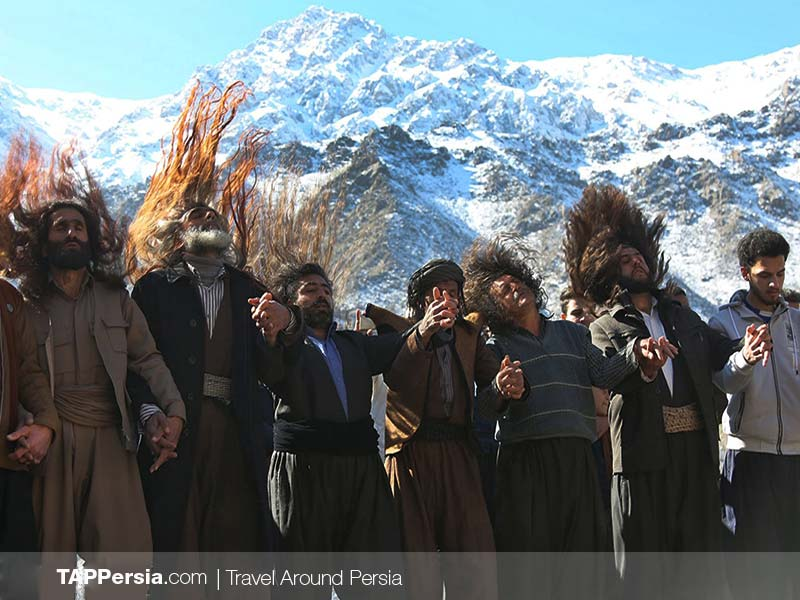 Iranian Kurds - Iran - Aroosi Pirshaliyar