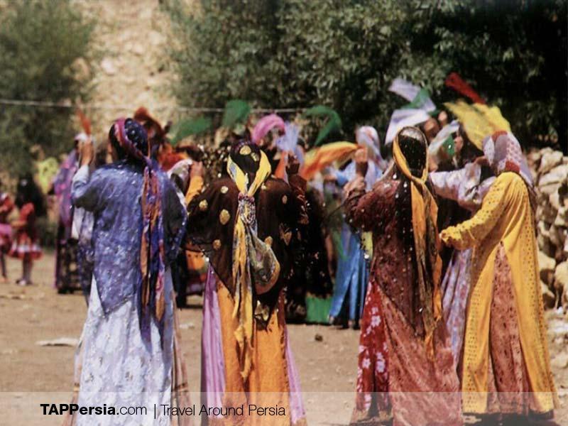 Ethnicities in Iran - Qashqai People