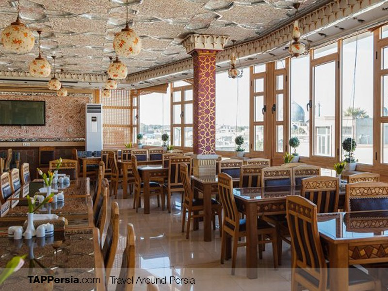 Sepahan Hotel Isfahan- TAPPersia