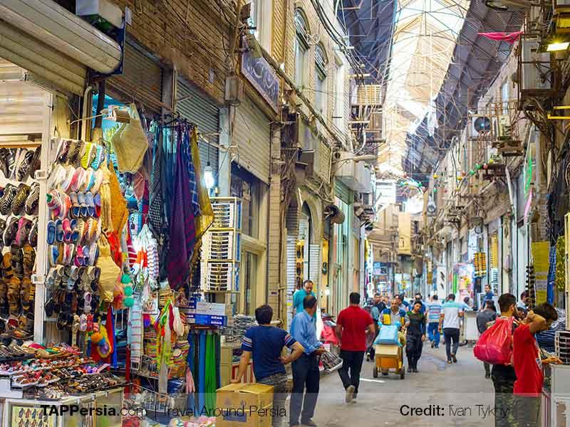 Tehran Grand Bazaar - Top Attractions in Tehran