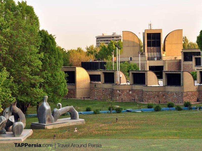 Tehran Museum of Contemporary Art - Tehran Top Attractions