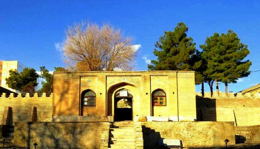 Vali Castle in Ilam