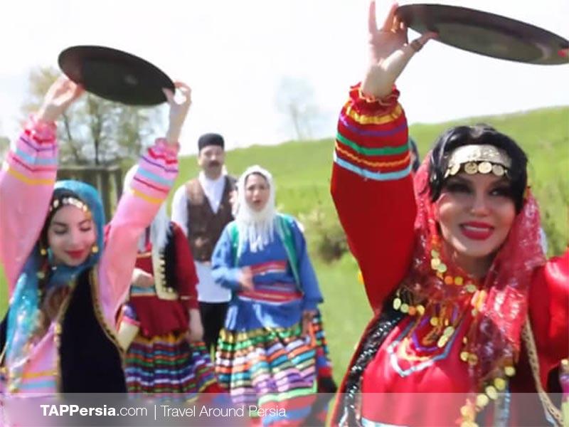 Mazani ethnicity - Iran - Madarshahi