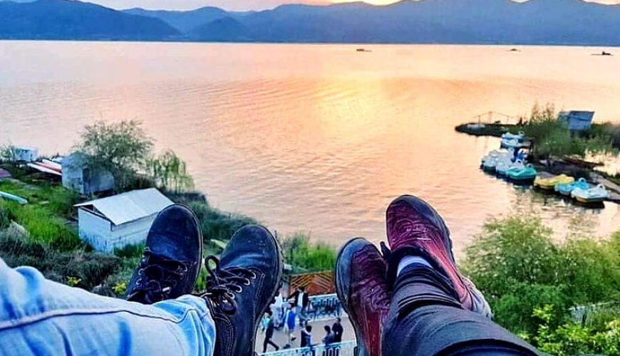 Zarivar Lake Marivan (Zrebar Lake)
