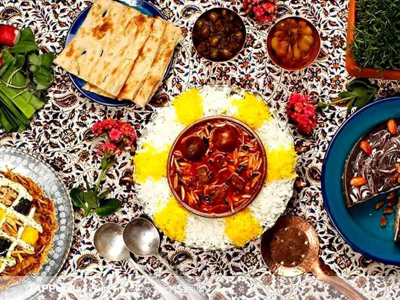 """The Unique Iranian Khoresht, """"Khoresht-e Khalal"""""""