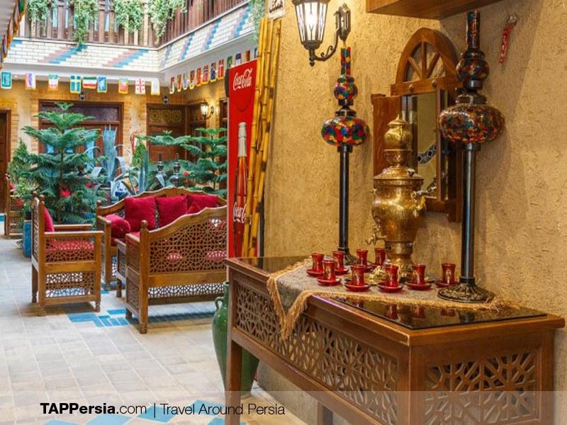 Saraye Ordibehesht Hotel Isfahan - TAPPersia