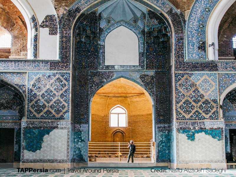 Blue Mosque - Tabriz attractions