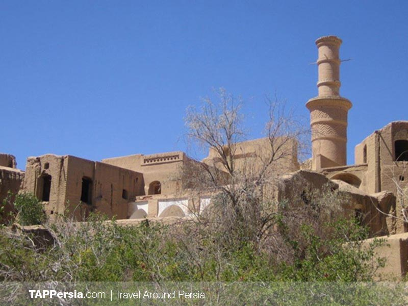 Kharanaq Village Yazd
