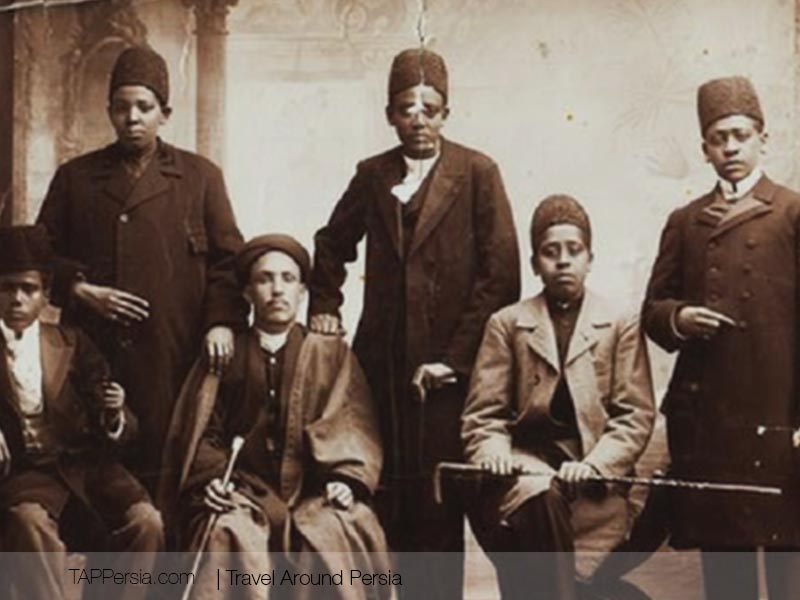 AfroIranians - in - qajar - era