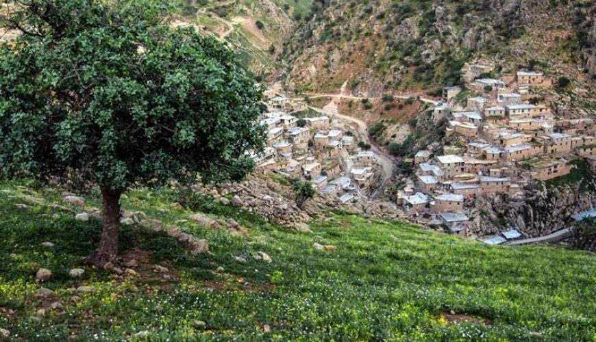 Palangan Village Sanandaj