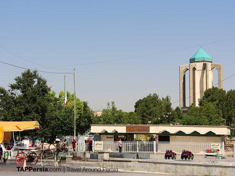 Baba Tahir Tomb