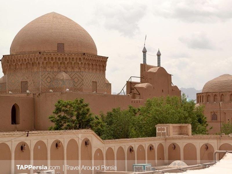 Alexander Prison in Yazd