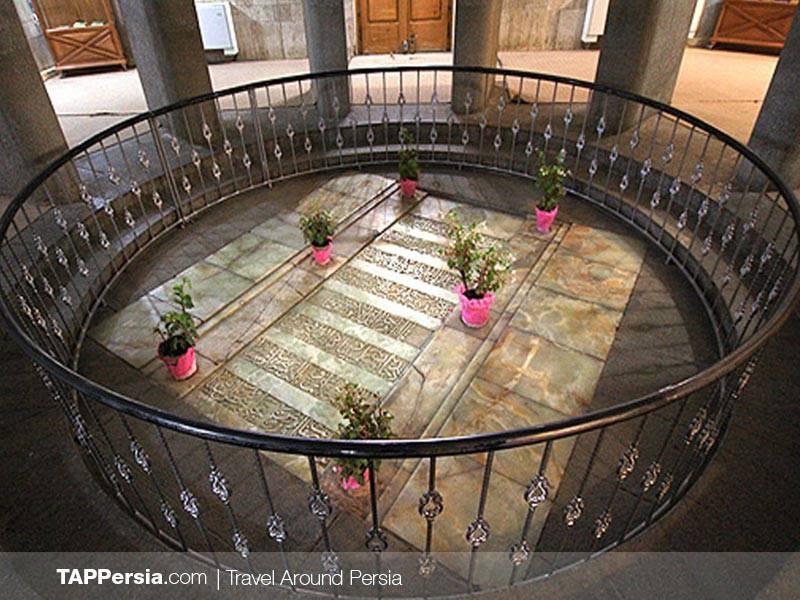 Ibn Sina Tomb