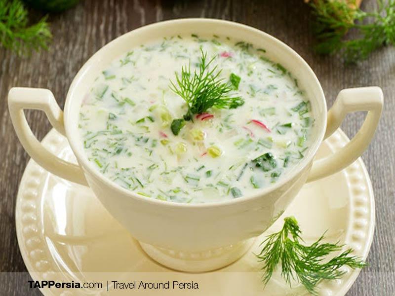 Azeri Food - Iran - Ash Doogh
