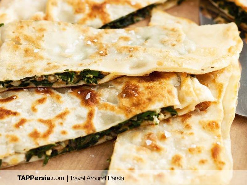 Turkmen Food - Iran - Burek