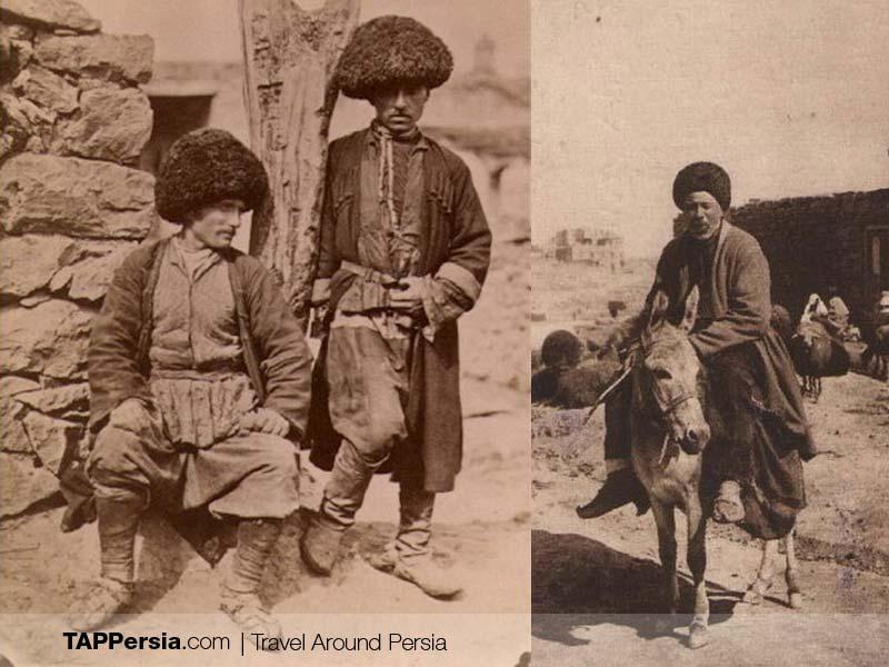 Azeri Ethnicity - Iran - Clothing